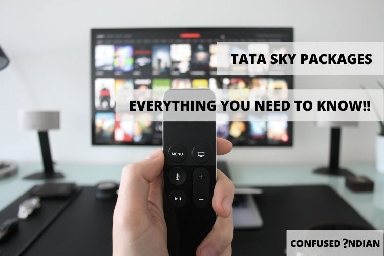 All You Want To Know About Tata Sky Packages