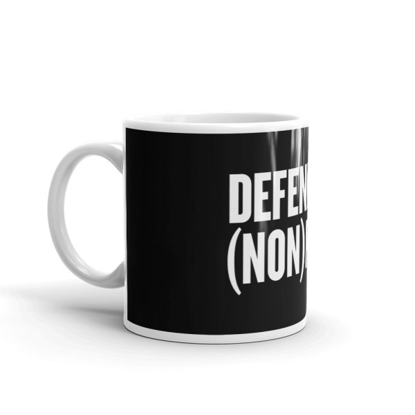 Confusianity •  Defend the Nonfaith (Mug)