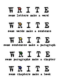 Write rainbow copy