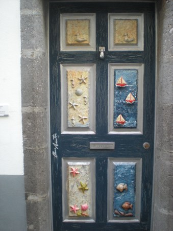 Funchal door art