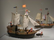 Playmobil ship