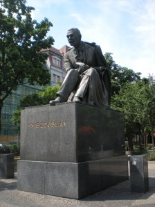 This guy is a poet... and very important in Slovakia's history