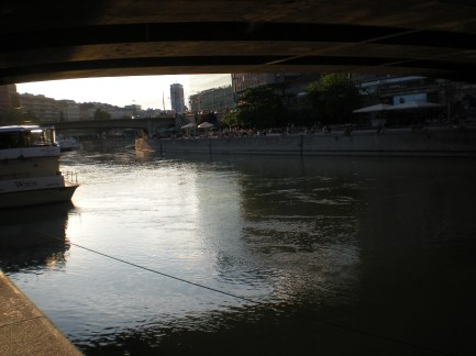 The Donaukanal