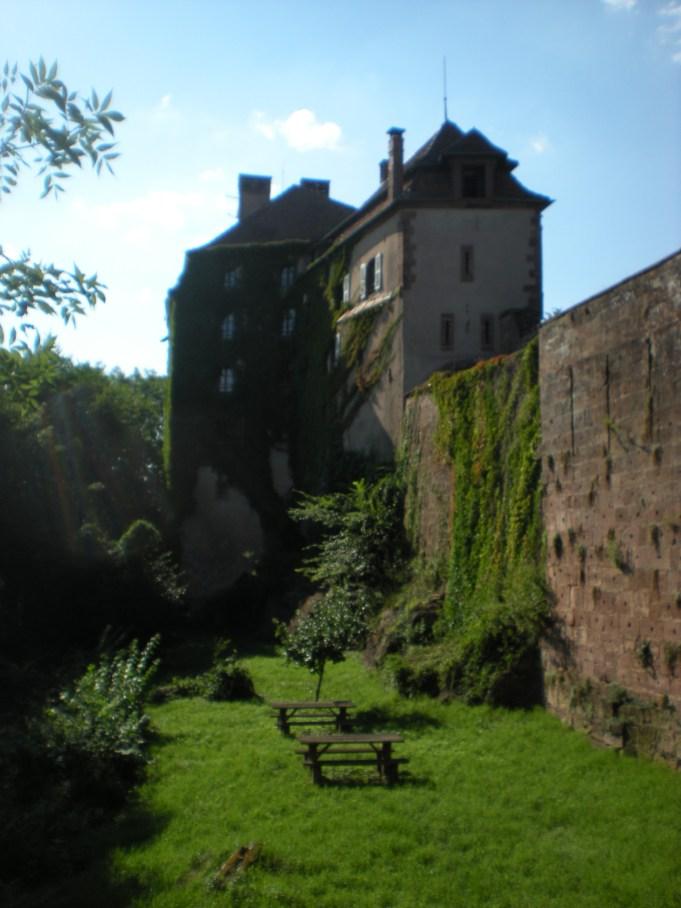 La Petite Pierre castle