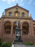 St. Laurentius Church on Market Square