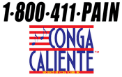 1-800-411-PAIN Presents Conga Caliente 2017