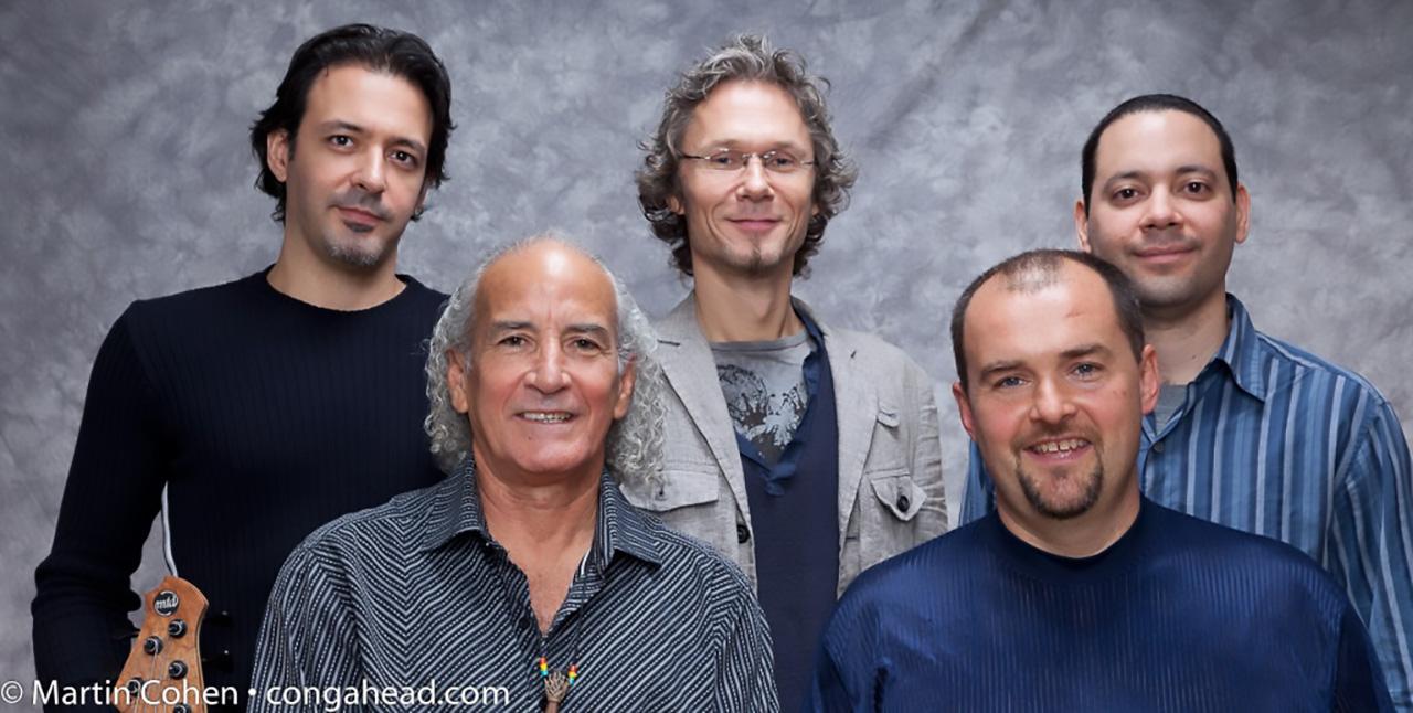 Raphael Cruz Quintet in Montvale, NJ
