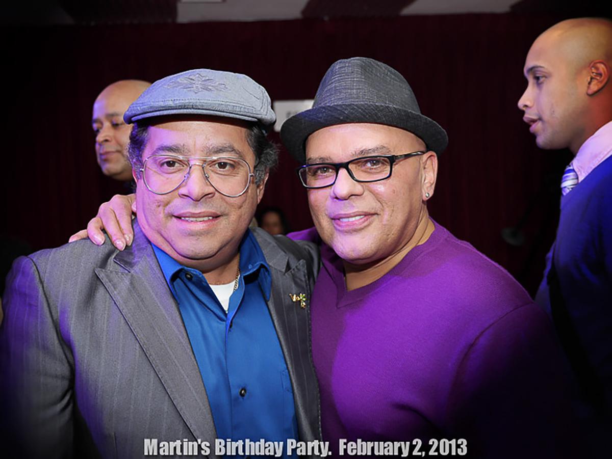 Martin's Birthday Party.  February 2, 2013