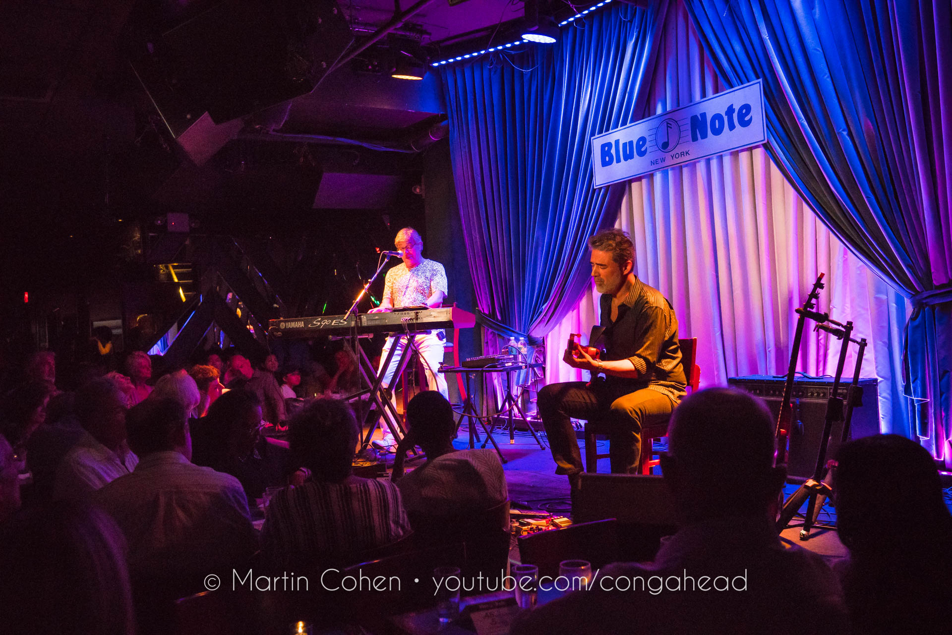 Ivan Lins at The Blue Note, NYC