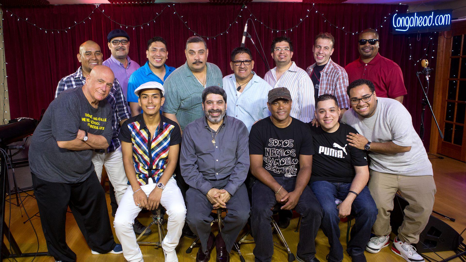 """Gilberto """"El Pulpo"""" Colon, Jr. presents Cesar Vega"""