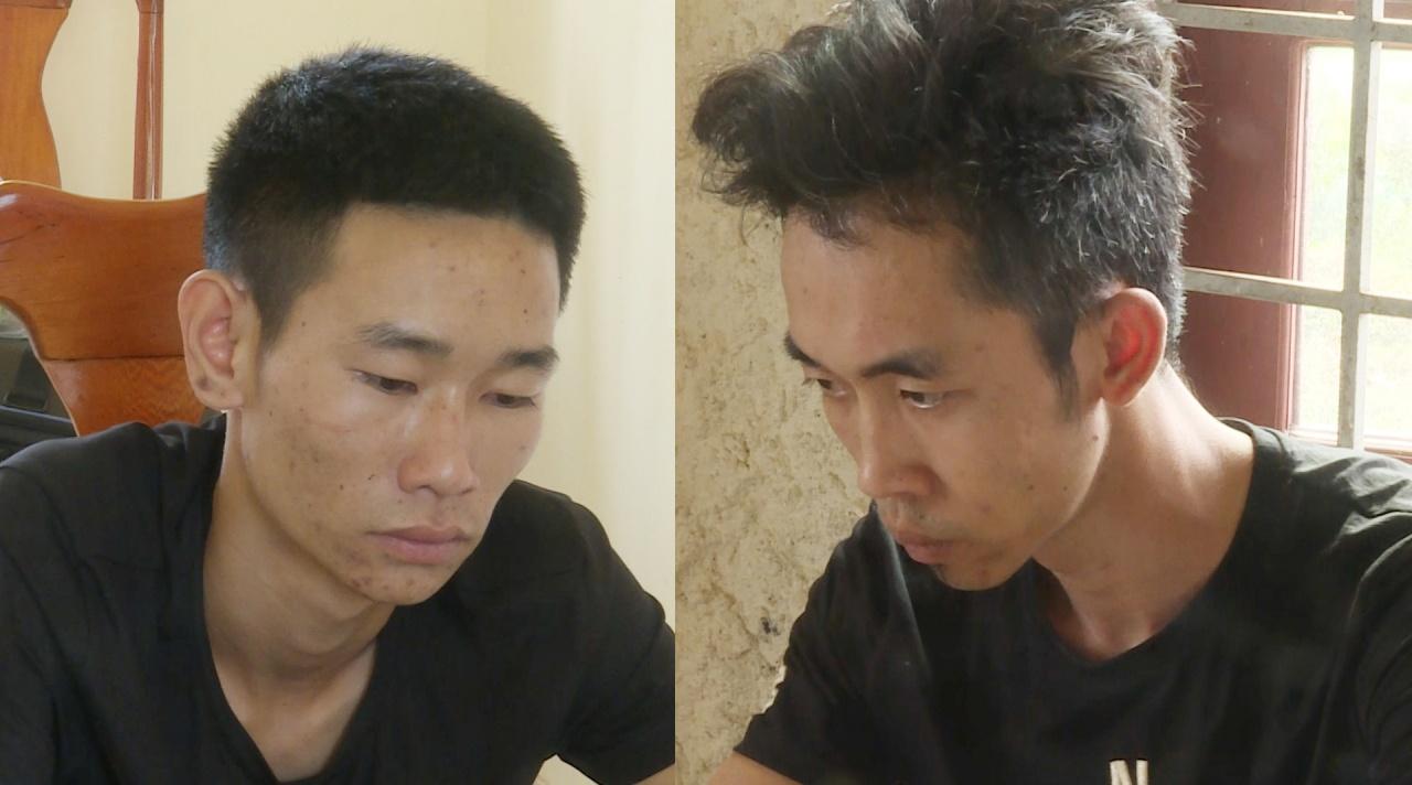 Công an huyện Quảng Ninh – Liên tiếp bắt quả tang các đối tượng tàng trữ trái phép chất ma túy