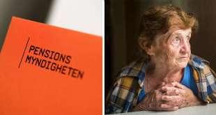 Hưu bổng do Pensionmyndigheter quản lý
