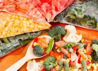Verduras y salteados