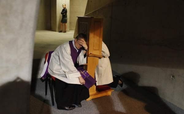 Tại sao phải xưng tội với một Linh mục 4