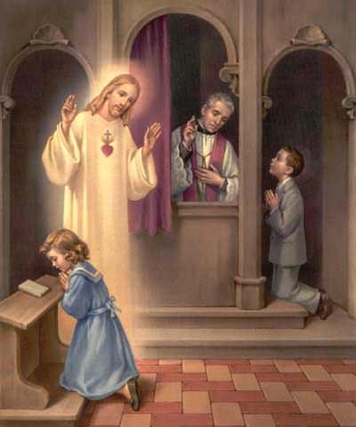 Tại sao phải xưng tội với một Linh mục 7