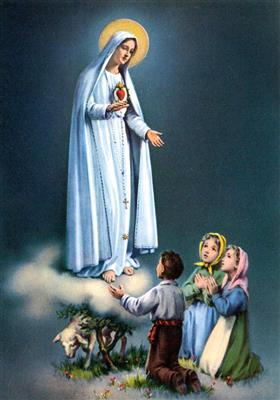 Lạy Mẹ MARIA, không hề vướng mắc tội lỗi, xin cầu cho chúng con đang chạy đến cùng Mẹ!
