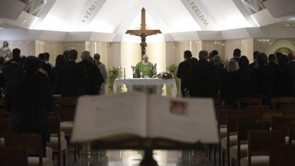 ĐTC Phanxicô: Nhận ra mình tội lỗi là bước đầu tiên để nhận biết Chúa Giêsu