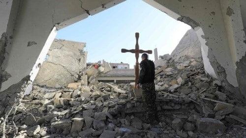 3 món quà Giáng Sinh cho Syria