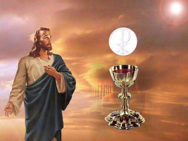 Các kinh nguyện Thánh Thể 2