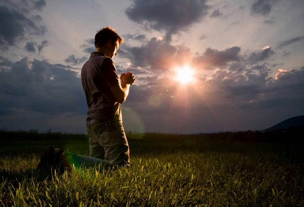 Lời cầu nguyện khi bạn nản lòng, thất vọng 2