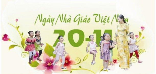 Nhân Ngày Nhà Giáo Việt Nam