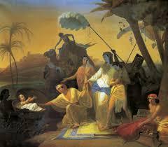 Tiểu sử Thánh Môi-se (Do thái giáo) 2