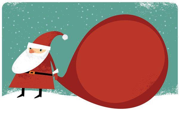 Có nên để trẻ con tin vào ông già Noel không?