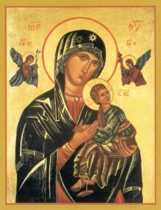 Notre Dame Du Perpétuel Secours : notre, perpétuel, secours, Prier, Notre-Dame, Perpétuel, Secours