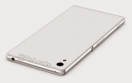 Điện thoại Sony Xperia Z4 lộ ảnh chính thức