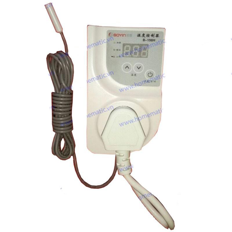 Ổ cắm cảm biến nhiệt độ BOYIN B-198H