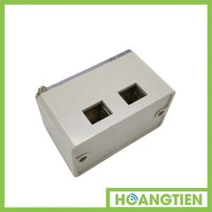 Cầu đấu chia dây điện đôi 1 ra 2 FC2