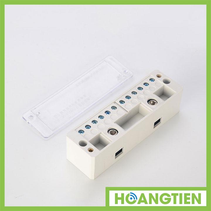 Cầu đấu chia dây điện điện đôi 1 ra 6 FC6