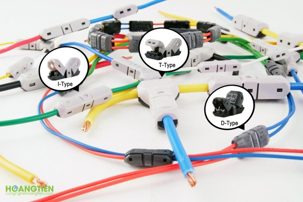 Cút nối dây điện Hàn Quốc JOWX