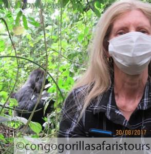 7 days Congo gorilla safari & mount Nyiragongo hiking tour