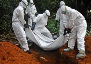 Ebola à Beni: 161 cas enregistrés