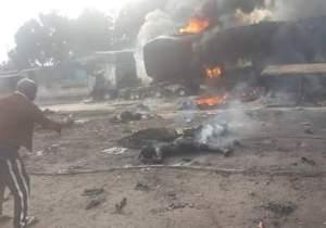 RDC-Kisantu: explosion d'un camion-citerne à Mbuba, des morts et blessés graves