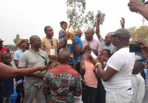 Pétanque : la commune de Limete gagne le tournoi de l'amitié