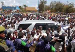 RDC/Beni: manifestations des élèves pour dénoncer l'insécurité