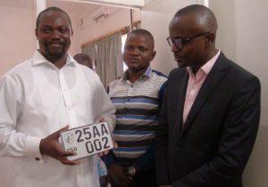 RDC/Tshopo : les motos ont désormais des nouvelles immatriculations