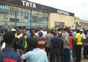 Stade Tata Raphaël : le gestionnaire Max Mokey démissionne