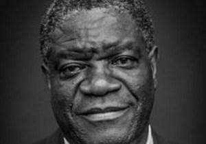 RDC: le gynécologue Denis Mukwege prix Nobel de la Paix 2018