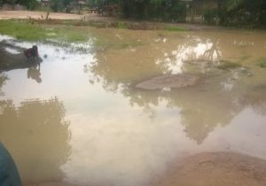 RDC/Bandundu-ville : boulevard Ndambu coupé en deux !