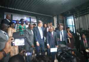 RDC-ONU: Nangaa rappelle l'option du gouvernement de ne pas solliciter des appuis financiers extérieurs