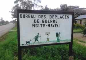 RDC/Beni: 6 civils exécutés par des présumés ADF à Makumbo !