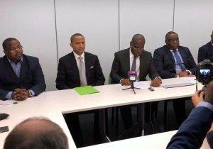 Lamuka : Katumbi restructure, Chérubin Okende porte-parole