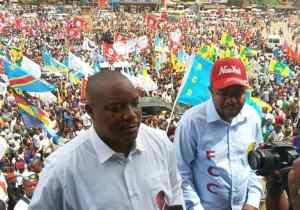 Marche de soutien à Shadari : le FCC mobilise à Bukavu