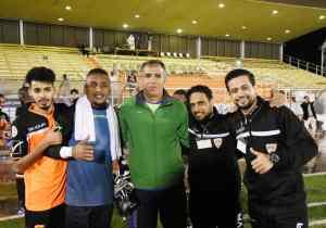 D2/Arabie Saoudite : Matampy donne la victoire d'Al Ansar sur Al Qaisumah (4-1) !