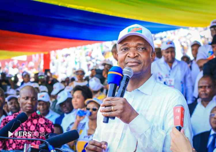 RDC- Présidentielle 2018 : Ramazani Shadary présente son projet de société ce jeudi 15 novembre