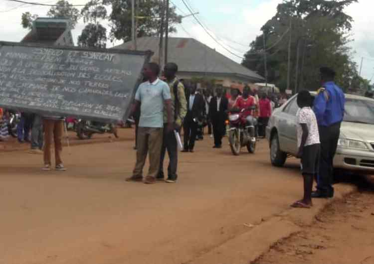 """RDC/Beni: des enseignants réclament une force spéciale """"Artémis"""" 2"""