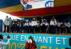 """RDC: """"La République en avant"""" prend à bras le corps la candidature de Ramazani Shadary"""